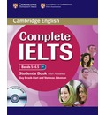 Complete: Complete IELTS Bands 5-6.5 Students Pack Student's Pack (Student's Book with Answers with CD-ROM and Class Audio CDs (2))