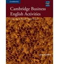 Cambridge Copy Collection: Cambridge Business English Activities: Serious Fun for Business English Students