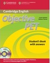 Objective: Objective PET Self-study Pack (Student's Book with answers with CD-ROM and Audio CDs(3))