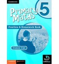 Cambridge Primary Maths Australia: Primary Maths Practice and Homework Book 5 - Dianne Carr