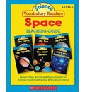 Science Vocabulary Readers: Space