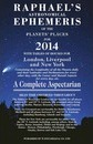 Raphael's Astronomical Ephemeris 2014