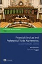 Financial Services and Preferential Trade Agreements - Mona Haddad