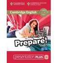 Cambridge English Prepare!: Cambridge English Prepare! Level 4 Presentation Plus DVD-ROM