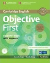 Objective: Objective First Student's Book Pack (Student's Book with Answers with CD-ROM and Class Audio CDs(2))