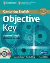 Objective: Objective Key Student's Book without Answers with CD-ROM