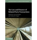 International Corporate Law and Financial Market Regulation: The Law and Finance of Related Party Transactions