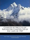 Charter of the City of Rochester
