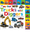My First Trucks and Diggers Let's Get Driving