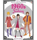 Historical Sticker Dolly Dressing 1960s Fashion