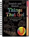 Scratch & Sketch Things That Go - Martha Day Zschock
