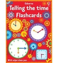 Telling the Time Flash Cards