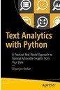 Text Analytics with Python