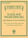 Scales And Finger Exercises Upper Elementary To Lower Intermediate Piano