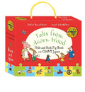 Tales from Acorn Wood: Hide-and-Seek Pig Book and Jigsaw Set