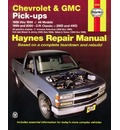Chevrolet & GMC Pick-Ups, 2Wd & 4Wd (88 - 00)