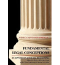 Fundamental Legal Conceptions as Applied in Judicial