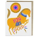 Emily McDowell & Friends Lisa Congdon You Are Gold Card