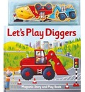 Magnetic Let's Play Diggers