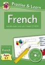 New Practise & Learn: French for Ages 5-7 - with vocab CD-ROM