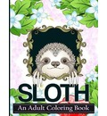 Sloth Coloring Book