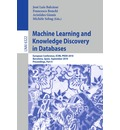 Machine Learning and Knowledge Discovery in Databases - José L. Balcázar