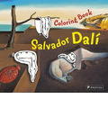 Colouring Book Dali