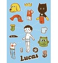 Lucas Magnetic Dress-Up Doll