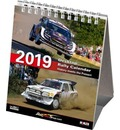 2019 Desktop Rally Calendar
