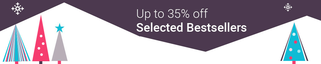 Up to 35% Off Bestsellers
