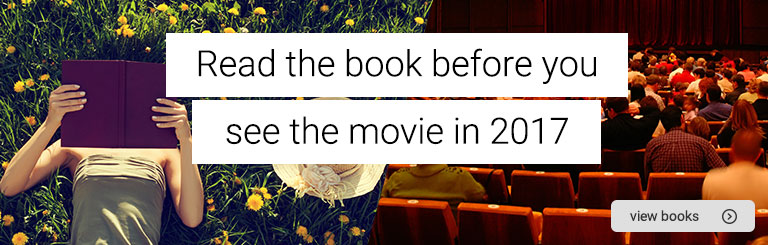 Books to Movies in 2017