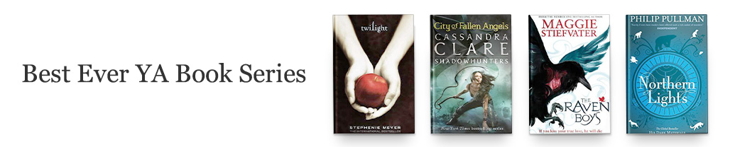 Teen Book Series Young Adult Collections Box Sets Book Depository
